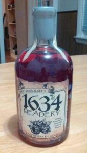 meadery bottle